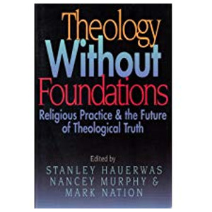 "Book ""Theology without Foundations"""